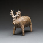Amlash/Luristan Terracotta Vessel in the Form of an Ibex2