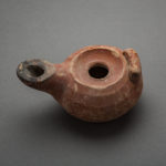 Hellenistic Oil Lamp with Handle 1