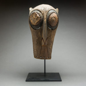 Songye Kifwebe Mask 1