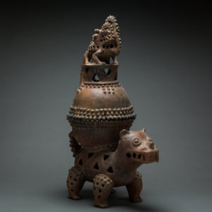 Ceramic Incense Burner 1