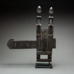 Dogon Wooden Granary Door Lock 1