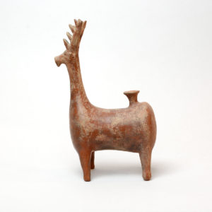 Luristan Deer Shaped Vessel
