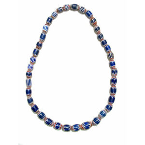 Chevron Bead Necklace