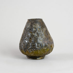 Early Islamic Conical Glass Vessel