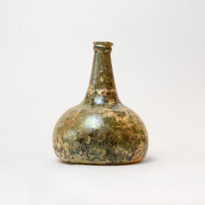 Late Islamic Glass Vessel