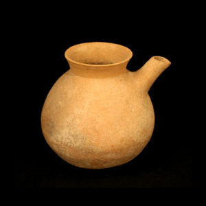 Early-Middle Bronze Age Terracotta Tea pot