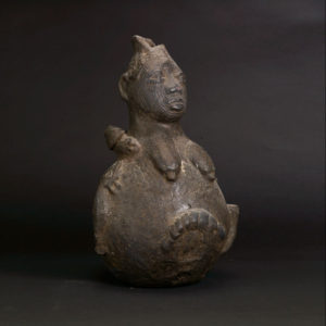 Ife Terracotta Vessel