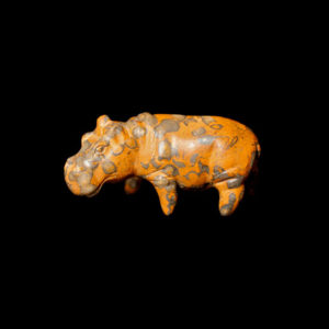 Middle Kingdom Jasper Hippopotamus