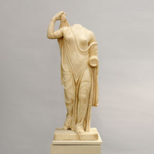 Sculpture of Aphrodite (Venus Genetrix)