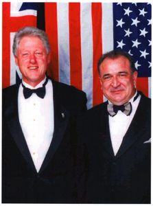 An Evening with President Clinton
