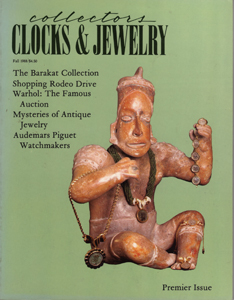 Collectors Clocks & Jewelry MAGAZINE