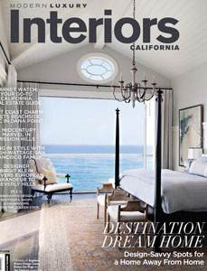 MODERN LUXURY: Interiors California