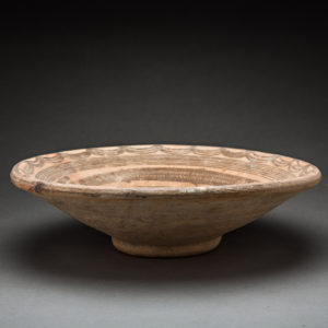 Indus Valley Dish Decorated with Fish 1