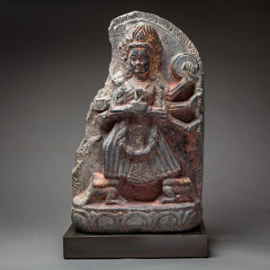 Stone Sculpture of Kaal Bhairav2