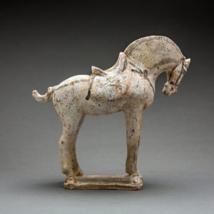 Tang Sculpture of a Horse3