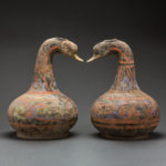 Pair of Han Duck Vessels