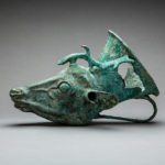 Achaemenid Bronze Rhyton in the Shape of the Head of a Gazelle4