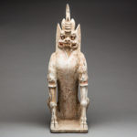 Tang Dynasty Terracotta spirit guardian