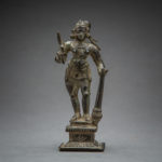 Bronze Figure of Rama