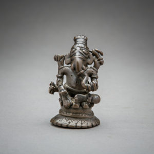 Bronze Figure of Ganesh