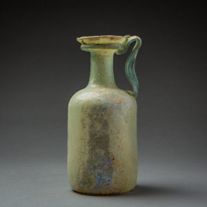 Pale Green Glass Vessel2