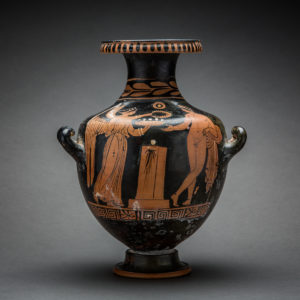 Apulian Red-Figure Hydria2