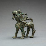 Ming Bronze Lion