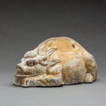 Tang Sculpture of a Mythological Creature