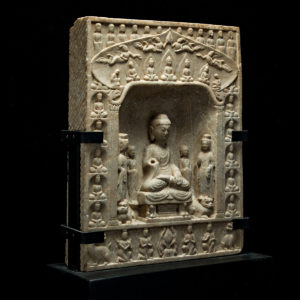 Northern Qi Buddhist Stele