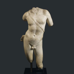 Marble Figure of Apollo2