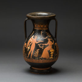 Apulian Red-Figure Pelike