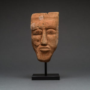 Egyptian Wooden Mask