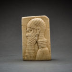 Assyrian Marble Plaque3