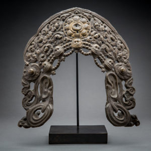 Metal Bhairava Headdress