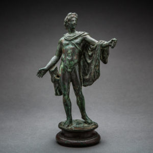 Bronze Statue of the Apollo Belvedere