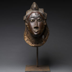 Southern Guro Wooden Mask