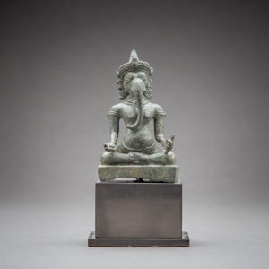 Khmer Sculpture of Ganesha