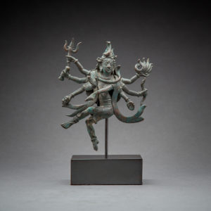 Bronze Figure of Shiva