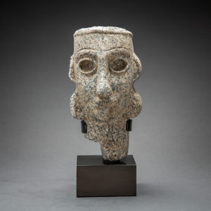 Sabean Granite Head of a Woman1