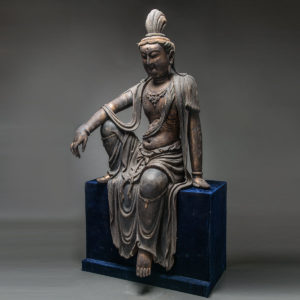 Ming Wooden Guanyin6