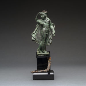 Roman Bronze Figurine of Apollo2