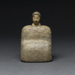 Bactria-Margiana Composite Stone Idol