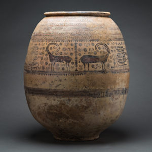 Large Indus Valley Pot