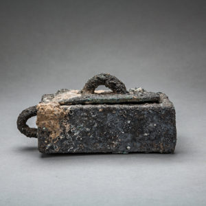 Bactrian Bronze Box