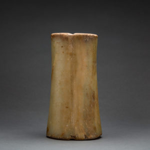 Bactria-Margiana Alabaster Column Idol 2