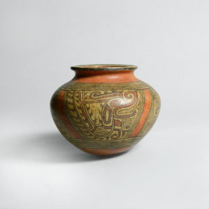 Cocle Polychrome Vessel2