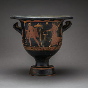 Apulian Red-Figure Bell Krater2