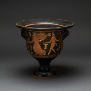Apulian Red-Figure Bell Krater 3