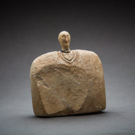 Bactria-Margiana Stone Idol