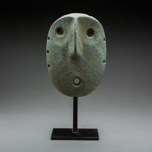 Alamito Green Stone Mask 1